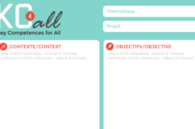 Project Canvas – defining projects in a structured way